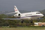 D-BEST - Bauhaus Dassault Falcon 2000 DX, EX aircraft