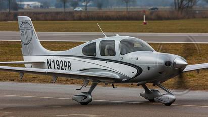 N192PR - Private Cirrus SR22