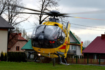 SP-HXR - Polish Medical Air Rescue - Lotnicze Pogotowie Ratunkowe Eurocopter EC135 (all models)