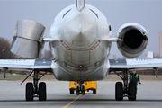 UR-CJU - Dart McDonnell Douglas MD-83 aircraft