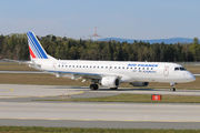 F-HBLH - Air France - Regional Embraer ERJ-190 (190-100) aircraft