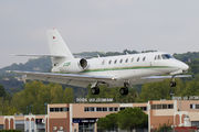 D-CCFF - Private Cessna 680 Sovereign aircraft