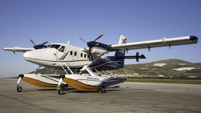 9A-TOA - European Coastal Airlines de Havilland Canada DHC-6 Twin Otter