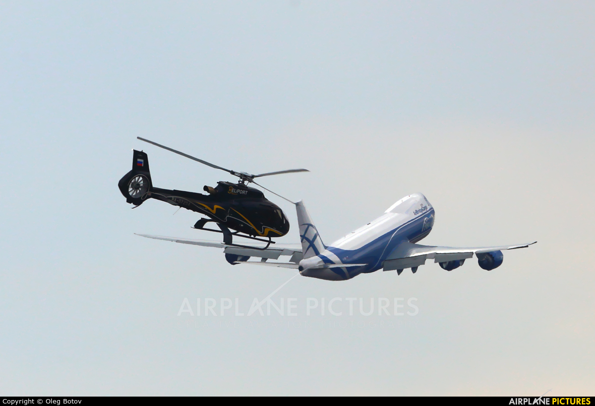 Heliport RA-07254 aircraft at Moscow - Sheremetyevo