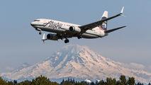 N558AS - Alaska Airlines Boeing 737-800 aircraft