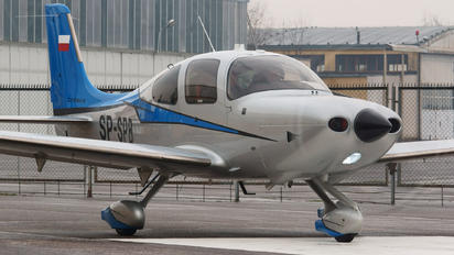 SP-SPB - Private Cirrus SR22