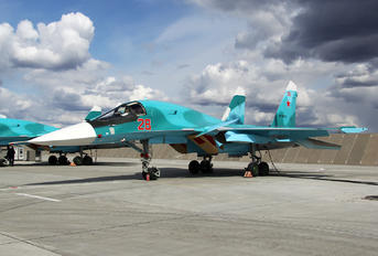 28 - Russia - Air Force Sukhoi Su-34