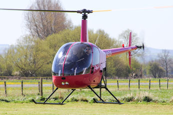 G-WADS - Whizzard Helicopters Robinson R22