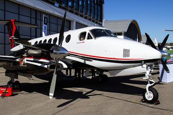 N835EU - Private Beechcraft 300 King Air 350