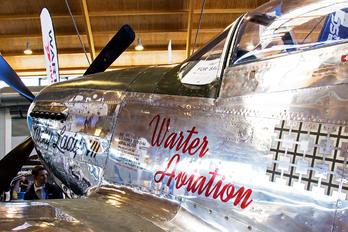 D-FPSI - Private North American P-51D Mustang