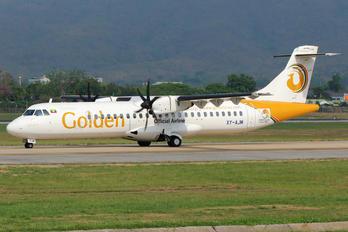 XY-AJM - Golden Myanmar Airlines ATR 72 (all models)