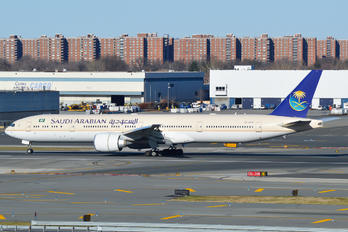 HZ-AK18 - Saudi Arabian Airlines Boeing 777-300ER