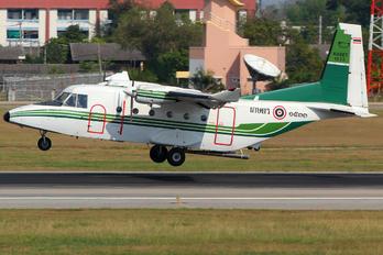 1533 - Thailand - KASET Bureau of Royal Rainmaking and Agricultural Casa C-212 Aviocar