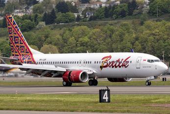 PK-LDF - Batik Air Boeing 737-800