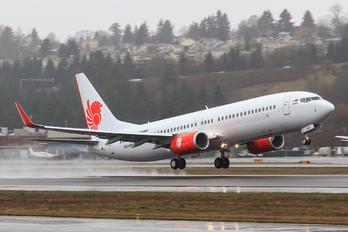 9M-LNB - Malindo Air Boeing 737-800
