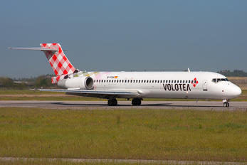 EI-FGH - Volotea Airlines Boeing 717