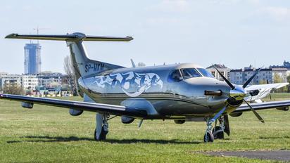 SP-MKM - Private Pilatus PC-12