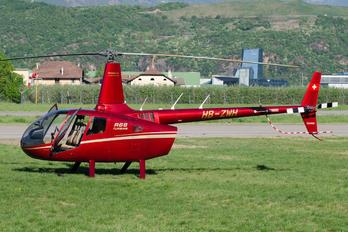 HB-ZWH - Private Robinson R66