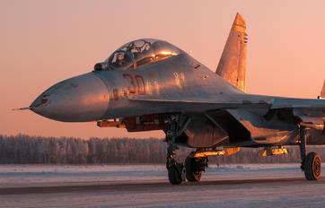 30 - Russia - Air Force Sukhoi Su-27UB