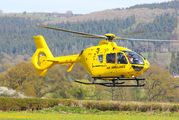 G-SPHU - Bond Air Services Eurocopter EC135 (all models) aircraft