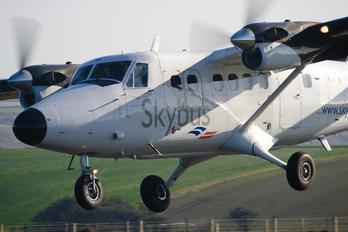 G-BIHO - Skybus de Havilland Canada DHC-6 Twin Otter