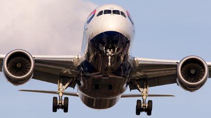 G-ZBJD - British Airways Boeing 787-8 Dreamliner