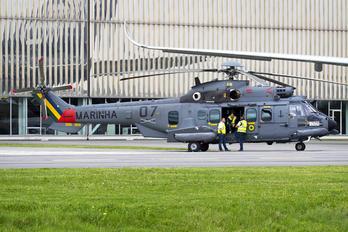 F-ZWDS - Brazil - Navy Eurocopter EC725 Caracal