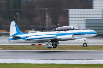 N416X - Boeing Company Lockheed T-33A Shooting Star