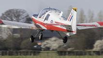 G-CBFU - Private Scottish Aviation Bulldog T.1  aircraft