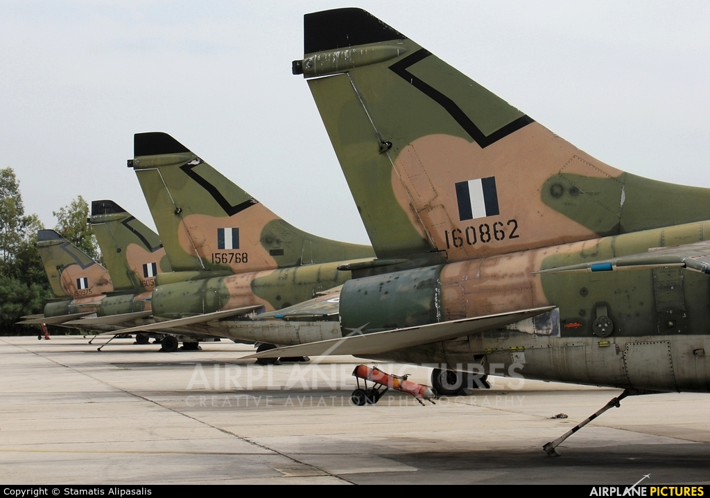 Greece - Hellenic Air Force 160862 aircraft at Araxos