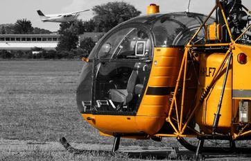 HA-LFZ - Private Sud Aviation SA-313 / 318 Alouette II (all models)