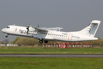 D-ANFE - Blue Panorama Airlines ATR 72 (all models)