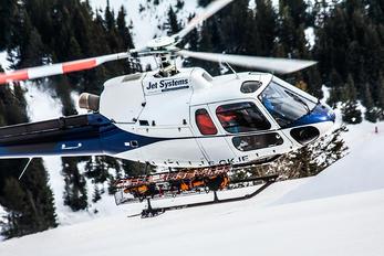 F-GKJE - Jet Systems Aerospatiale AS350 Ecureuil / Squirrel