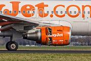 G-EZDR - easyJet Airbus A319 aircraft
