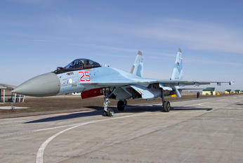 25 - Russia - Air Force Sukhoi Su-35