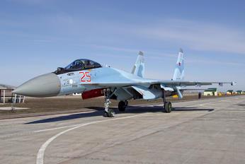 25 - Russia - Air Force Sukhoi Su-35