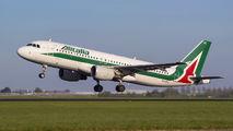 EI-DSC - Alitalia Airbus A320 aircraft