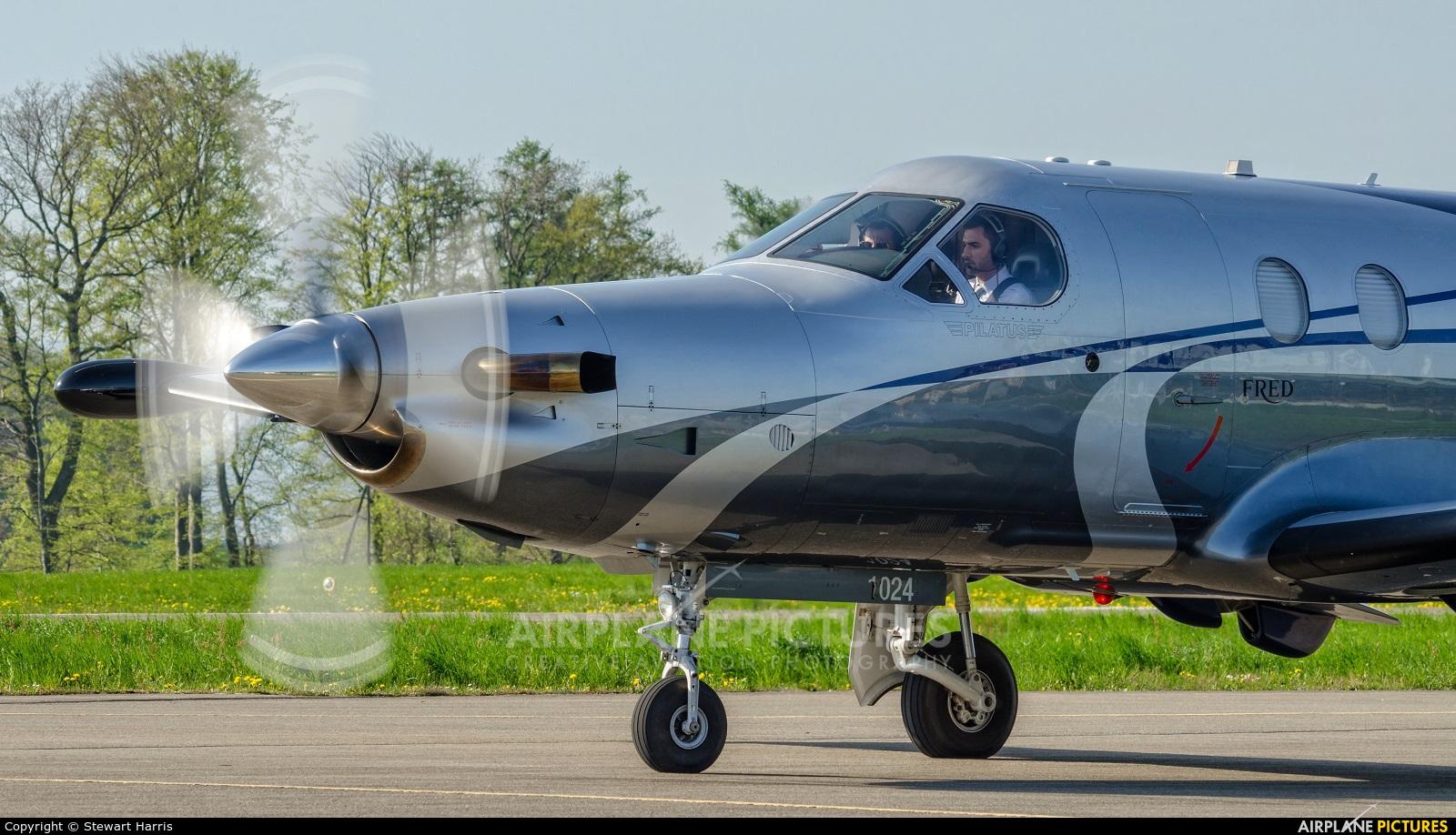 Private OH-JRD aircraft at Lausanne - La Blécherette