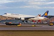 D-AEBL - Lufthansa Regional - CityLine Embraer ERJ-195 (190-200) aircraft
