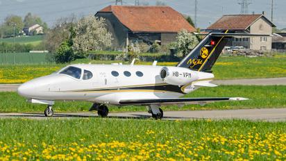 HB-VPM - MyJet Cessna 510 Citation Mustang