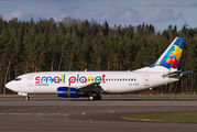 LY-FLH - Small Planet Airlines Boeing 737-300 aircraft