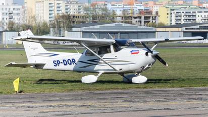 SP-DOR - Private Cessna 172 Skyhawk (all models except RG)