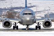 YR-BGF - Tarom Boeing 737-700 aircraft
