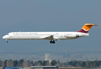 EP-LCI - Kish Air McDonnell Douglas MD-83
