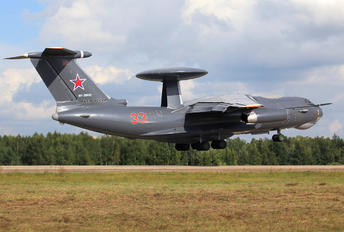 RF-50602 - Russia - Air Force Beriev A-50 (all models)