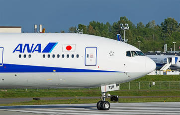 JA791A - ANA - All Nippon Airways Boeing 777-300ER