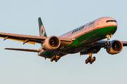 B-16717 - Eva Air Boeing 777-300ER aircraft