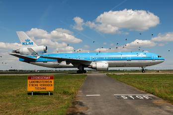 PH-KCI - KLM McDonnell Douglas MD-11
