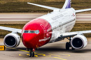 LN-DYU - Norwegian Air Shuttle Boeing 737-800 aircraft