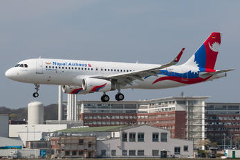 D-AVVI - Nepal Airlines Airbus A320